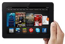 "Amazon Kindle Fire HDX 7"""