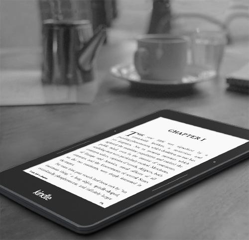 Kindle Voyage @ Sweet Memory Store